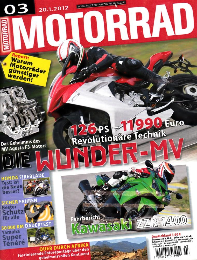 original Motorradzeitungen von 1960 bis heute