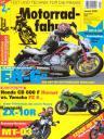 Titel Motorradfahrer 1/2006