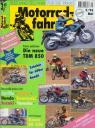 Titelseite Motorradfahrer 5/1996