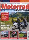 Titel Motorrad Abenteuer 6/2006
