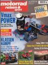 Titelseite Motorrad Reisen & Sport 6/1996