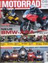 Titel Motorrad 8/2006