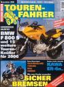 Titel Tourenfahrer 11/2005