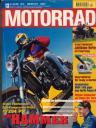 Titelseite Motorrad 13/1995