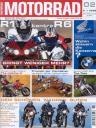 Titelseite Motorrad 2/2006
