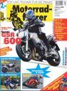 Titelseite Motorradfahrer 2/2006
