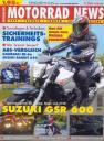 Titelseite Motorrad News 2/2006