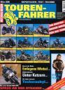 Titelseite Tourenfahrer 3/2006