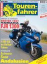 Titelseite Tourenfahrer 4/2001