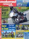 Titelseite Motorrad Reisen & Sport 6/2001