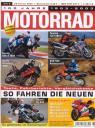Titelseite Motorrad 6/2003