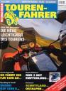 Titelseite Tourenfahrer 6/2006