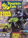 Titelseite Tourenfahrer 3/2003