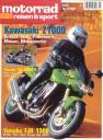 Titelseite Motorrad Reisen & Sport 3/2003