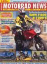 Titelseite Motorrad News 5/2006