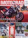 Titelseite Motorrad 19/2006