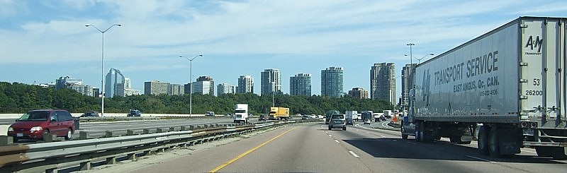 Höchstgeschwindigkeit Kanada